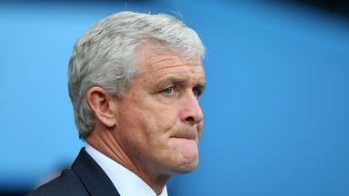 Pellegrini: Hughes exit no surprise