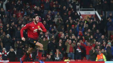 Fellaini: I'm trying to repay Jose