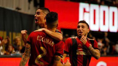 MLS Highlights: Play-offs