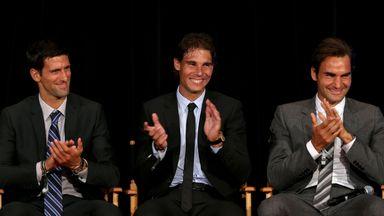 Pep: PL race like Nadal, Djoko, Federer