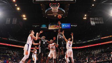 Spurs 120-90 Suns