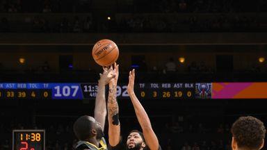 Pelicans 121-131 Warriors