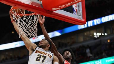 Nuggets 108-107 Bulls