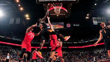 Raptors 107-98 Suns