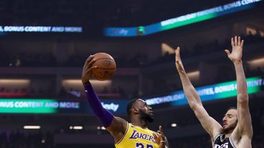 Lakers 101-86 Kings