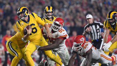 Chiefs 51-54 Rams
