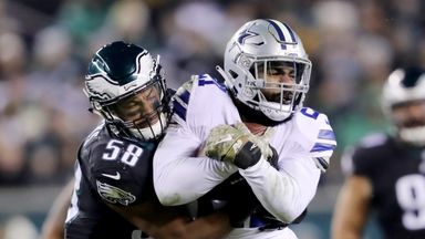 Cowboys 27-20 Eagles