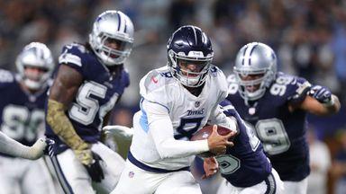 Titans 28-14 Cowboys