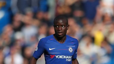 Kante: Chelsea against discrimination