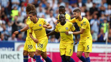 'Kante and Jorginho can work for Chelsea'
