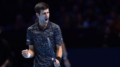 Fan honours Djokovic with haircut
