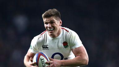Jones plays down Farrell injury concerns