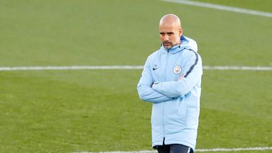 Pep: We're not the best in Europe