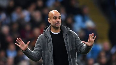 Pep wary of 'improved' Man Utd