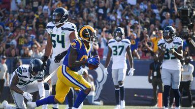 Seahawks 31-36 Rams