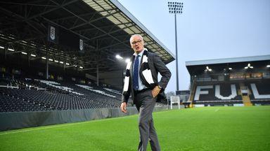 Chambers: Ranieri seems very good
