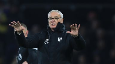 Ranieri needs 'time' to make his mark