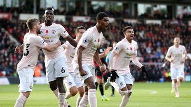 'Utd searching formula to match City'