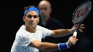 Federer: I deserve to be here