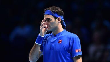 Federer vs Nishikori: Highlights