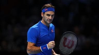Federer vs Anderson: Highlights