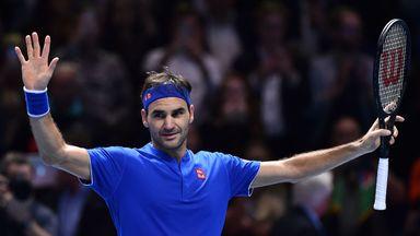 Croft: Looking good for Federer
