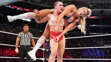 Best of Rousey vs Flair