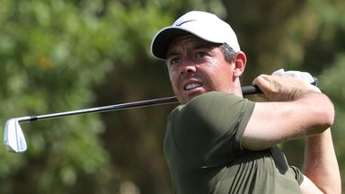 Rory's 'massive improvement'