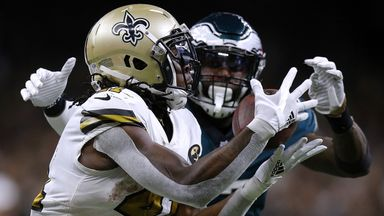 Eagles 7-48 Saints