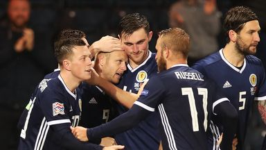 McLeish: Scotland just getting started