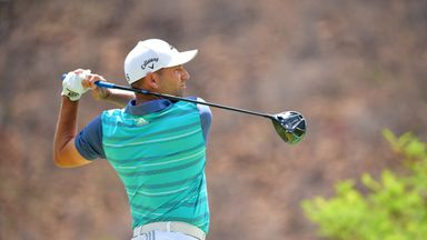 Nedbank Golf Challenge: R1 highlights