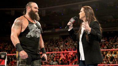 Braun & Ronda confront Steph