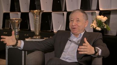 Todt reflects on 2018