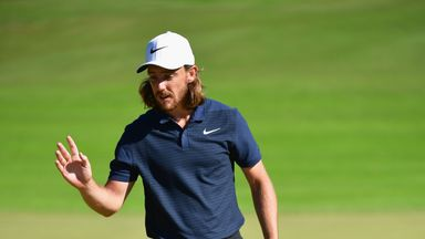 Fleetwood in Turkey contention