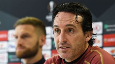 Mustafi praises Emery approach