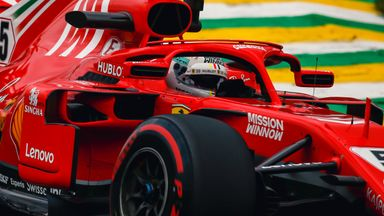 Vettel's best team radio of 2018?