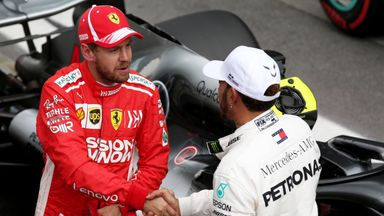 Brundle: Ferrari have the advantage