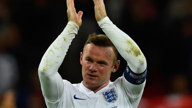 Rooney: Wembley return will be strange