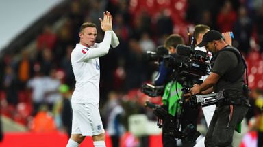 Are England right to recognise Rooney?