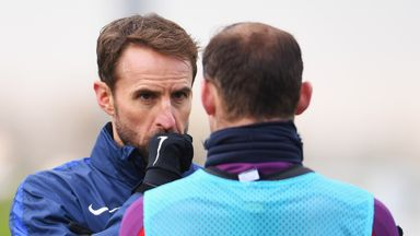 Rooney reaction disappoints Southgate