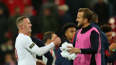 Kane: Beating Rooney record is possible
