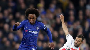 Sarri: Willian has to stay
