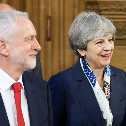 Why does Theresa May want BBC and Jeremy Corbyn ITV for Brexit debate?