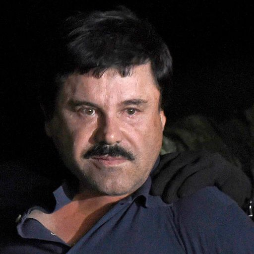 How the drug lord El Chapo was nailed