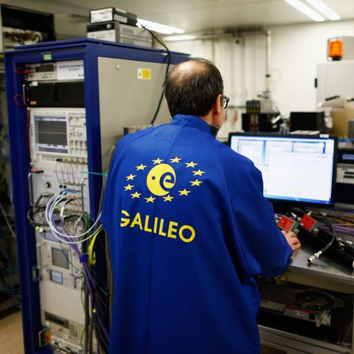 UK to build own satellite system after May rules out using EU's Galileo project