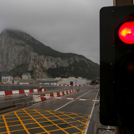 Spain threatens to vote against Brexit deal over Gibraltar