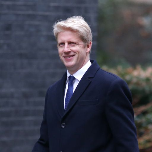 Jo Johnson resigns with call for new Brexit referendum