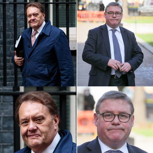 'Utter c**k' slur over eurosceptic's knighthood