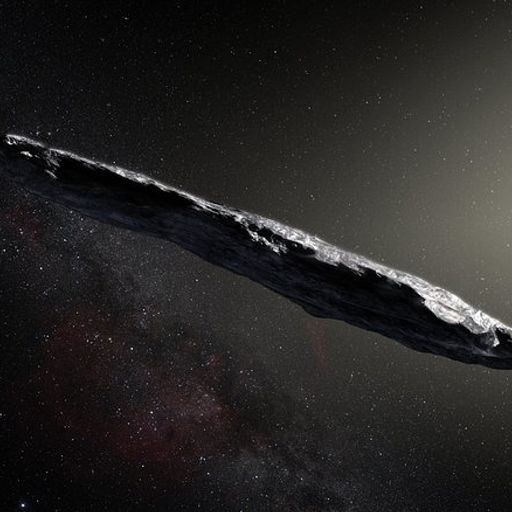 Scientists dispute 'alien spacecraft' suggestions