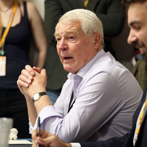 'A courageous fighter': Tributes to Paddy Ashdown